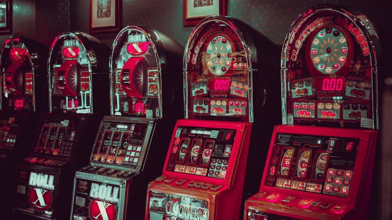 The Future Of Slot Machines - What's in store for Slot Machines?