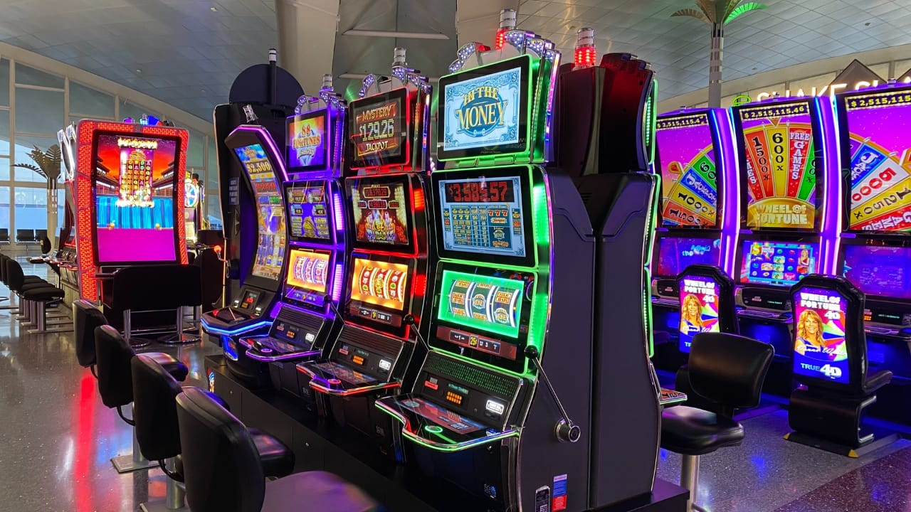 Vital Technology Trends of Online Slot Games