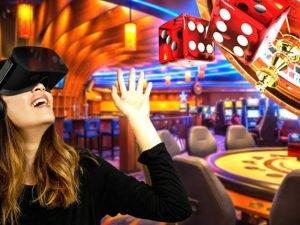 Virtual Reality and Casinos