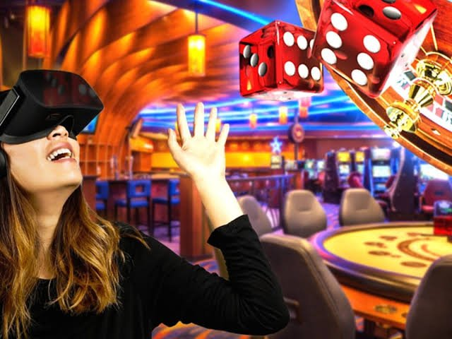 Virtual Reality and Casinos