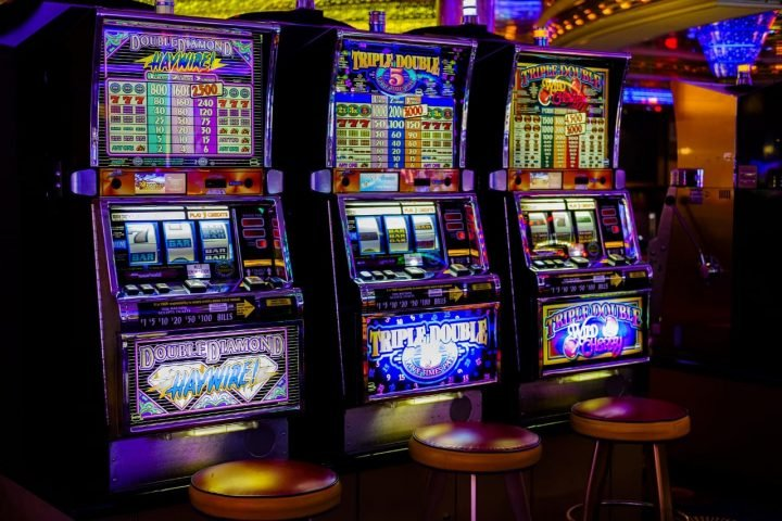 Analyzing the Technology That Drives Slot Machines